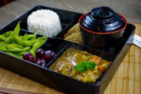 Curry Bento