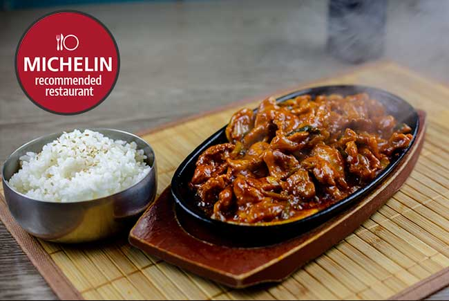 Je Yookbokum Michelin Recommended